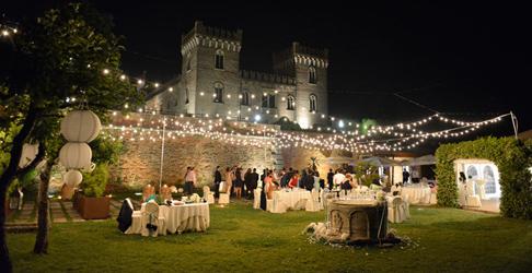 Service luci per festa privata a Verona