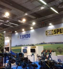 Servizio completo per allestimenti fieristici EIMA fiera internazionale della meccanizzazione agricola Bologna 2016