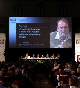 Servizio audio luci per conferenza Future of Science