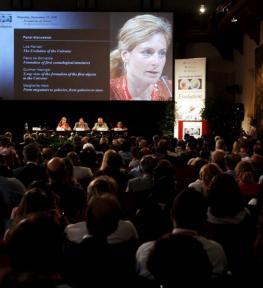 Allestimento audio per conferenza Future of Science