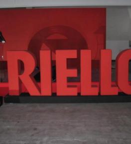 Allestimento conferenza Riello