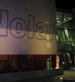 Illuminazione dinamica facciata Nolan Group