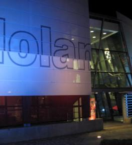 Service luci dinamico esterno Nolan Group