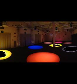 Service luci verona per Triennale di Milano