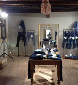 Service luci verona per esposizione abbigliamento