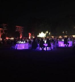 Maravilia Festival 2017 service luce per effetti speciali