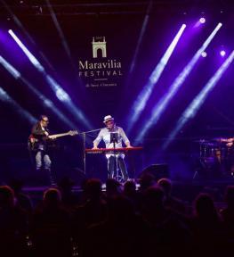 Evento Maravilia Festival 2017 service luci completo