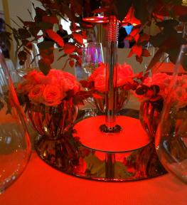 Illuminotecnica per San Valentino a Verona