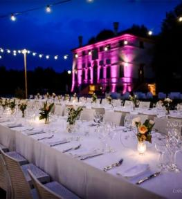 Service luci per matrimonio Verona