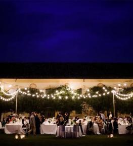 Illuminazione per matrimonio Verona