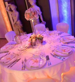 Illuminotecnica per matrimonio Verona provincia