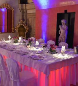 Service luci matrimonio a Verona provincia
